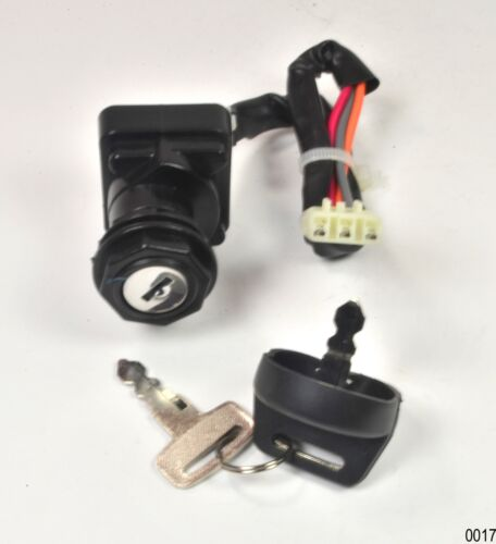 Ignition Switch w// Keys for ARCTIC CAT 250 4X4 ATV 2001 2002 2003 2004 2005 Guad