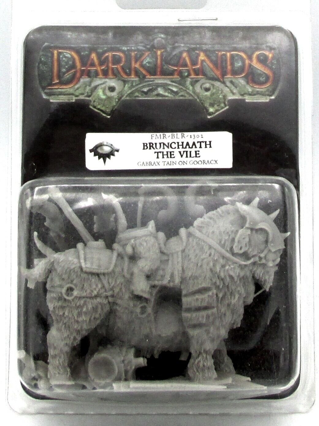 Darklands FMR-BLR-1302 Brunchaath The Vile (Gabrax Tain on Gooracx) Beastman