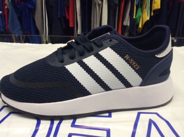 9a77cf6c6 adidas N-5923 C Shoes Baby Sports Gym Time SNEAKERS Blue 28 for sale ...