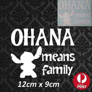 Ohana-Means-Family-Stitch-Disney-Sticker-Decal-White-or-Pink-Vinyl-Car-Vehicle