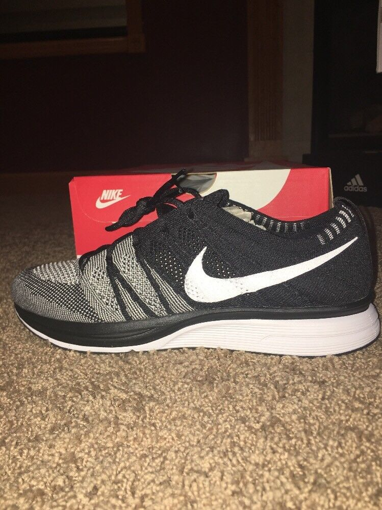 "Nike Flyknit Trainer OG ""Oreo"" Comfortable Comfortable and good-looking"