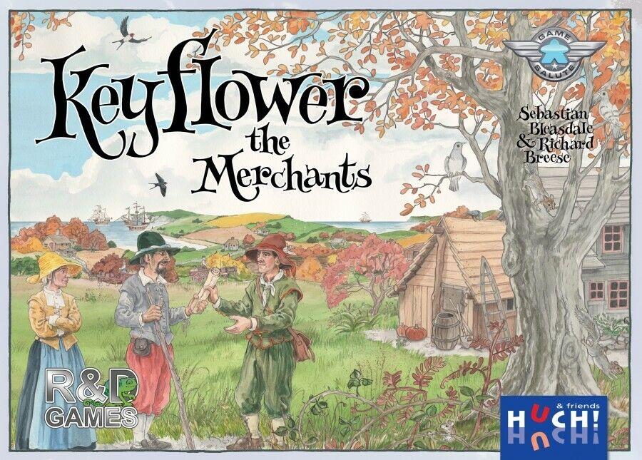 Keyflower The Merchants  - BRAND NEW