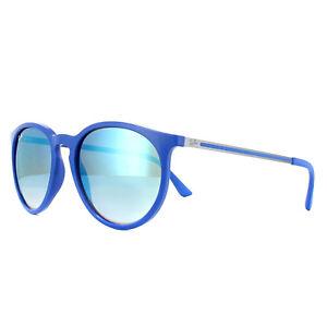 9c7e05903f Ray-Ban Gafas de Sol 4274 6260B7 Azul Azul Degradado Espejo | eBay