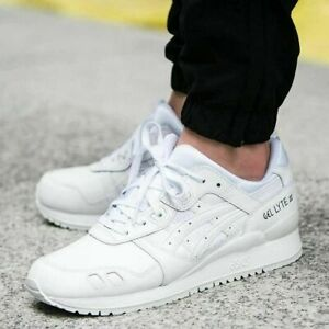 Asics-Gel-Lyte-III-Triple-White-Leather-Trainers-Shoes