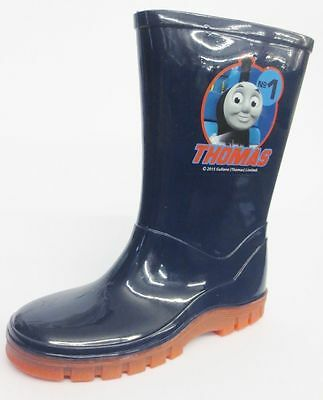 Thomas The Tank Engine Wellington Botas Navy/red