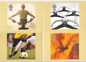 GB POSTCARDS PHQ CARDS MINT SET 2000 BODY AND BONE FULL SET PACK 224