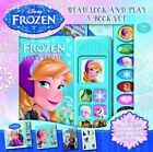 Read, Look & Play Disney Frozen by Disney (Mixed media product, 2014)