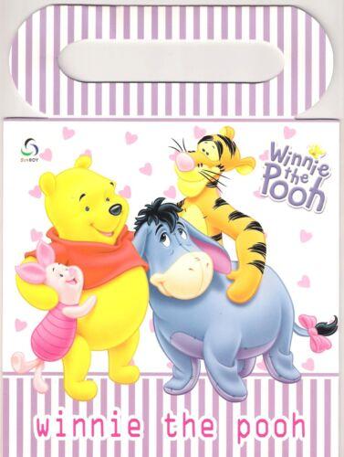 Carry along Disney Princess Hello Kitty children Colouring Activity Book sticker