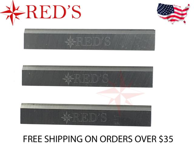 "Delta 4/"" Jointer Knives 37-290 set of 3 knives"