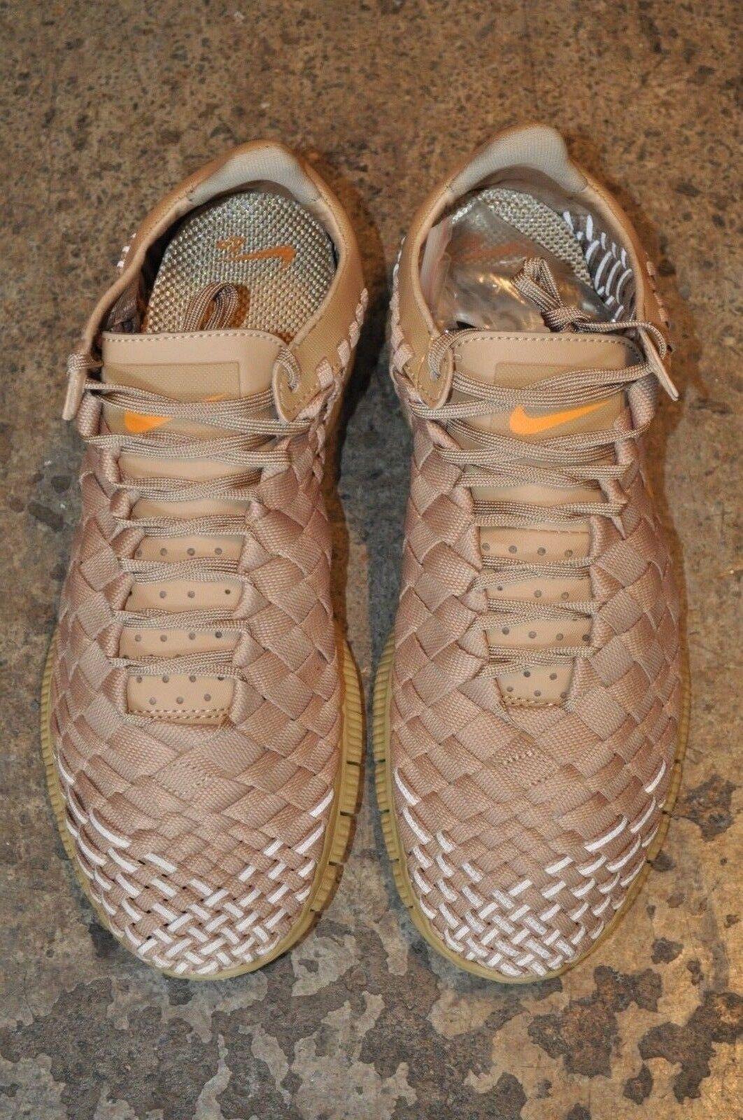 Nike Free Free Free Inneva Woven Tech SP-deserto/Deserto 7 EUR 8 US 8fa03c