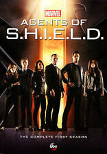 MARVEL AGENTS OF SHIELD THE COMPLETE FIRST SEASON DVD