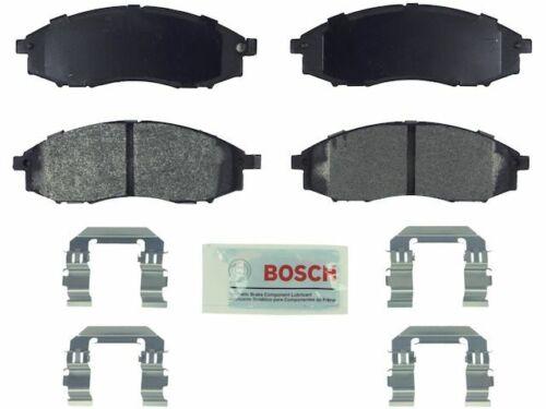 For 2000-2004 Nissan Xterra Brake Pad Set Front Bosch 82343GQ 2001 2002 2003