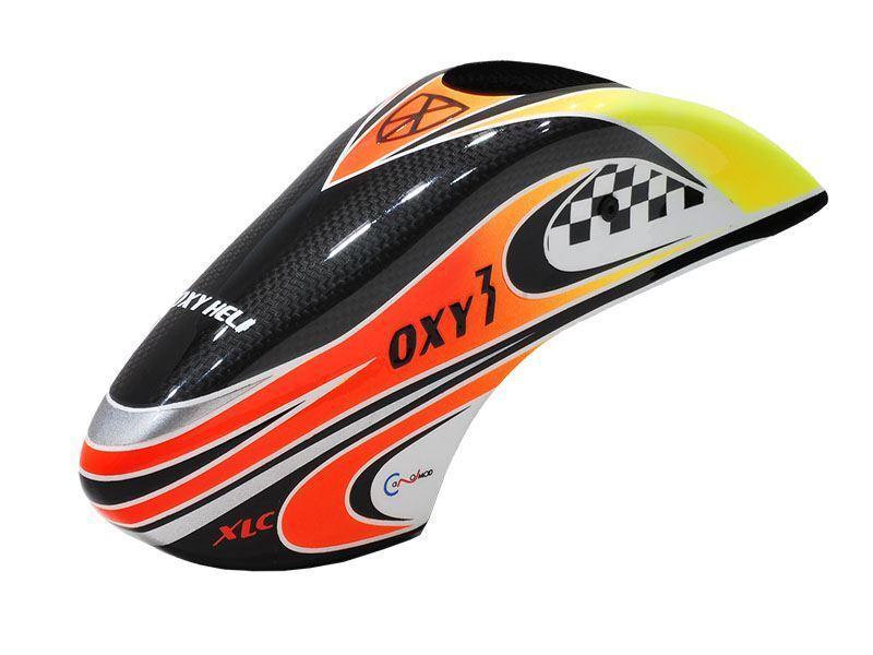 LX1567 OXY3 CALOTTA interamente in carbonio PRO Edizione numero 1 Design