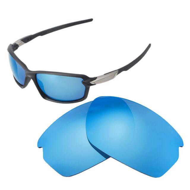 0defffe52fee2 Walleva Non-Polarized Ice Blue Replacement Lenses For Oakley Carbon Shift