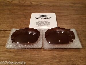 279087c303 New Oakley Jawbone Racing Jacket VR28 Black Iridium Vented Lens Set ...