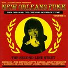 New Orleans Funk, Vol. 2: The Second Line Strut by Various Artists (CD, Apr-2008, Soul Jazz)