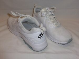 cheap for discount 3d5d5 94b0b Image is loading White-NIKE-AIR-Max-Motion-Low-Top-Sneaker-