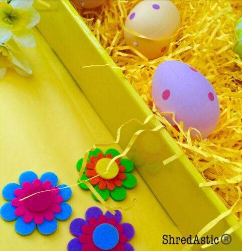 Carta Multicolore triturati 50g mescola cesti di Pasqua Arts /& Crafts regalo Filler