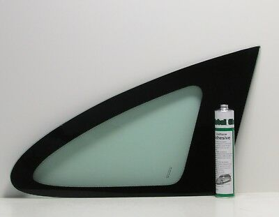 Fits 2007-2011 Honda CR-V 4 Door SUV Passenger Right Rear Quarter Glass Window