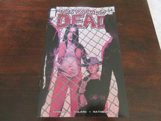 The Walking Dead #34 (Jan 2007, Image) VF+ 8.5