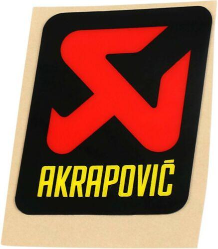 STICKER AKRAPOVIC 60X70