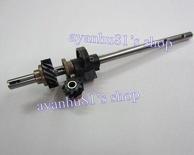 Miniature Helical Gear Set 90° pairing Worm Wheel Gear Gearset Diameter 18/12mm