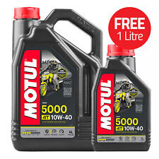 Halfords Motorcycle Engine Oil 5l Part Semi Synthetic 4t 10w40 4 Stroke Acea A3 For Sale Online Ebay