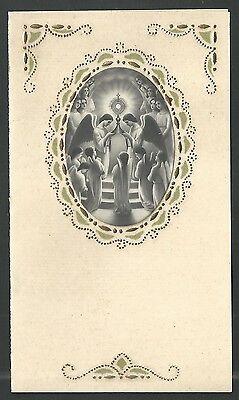 Abundante Estampa Antigua De La Custodia Andachtsbild Santino Holy Card Santini ¿Quieres Comprar AlgúN Producto Chino Nativo?