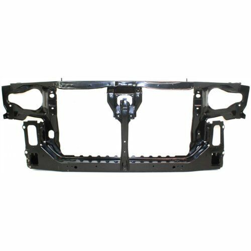 For Maxima 95-99 RADIATOR SUPPORT Assembly Black Steel