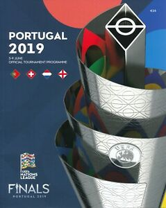 UEFA-NATIONS-LEAGUE-FINALS-PORTUGAL-2019-Official-Tournament-programme-ENGLAND