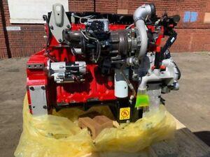 2019 Cummins QSG12 - 335 HP - ECM - Diesel Engine For Sale - Surplus NEW