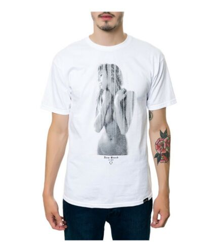 ROOK Mens The Steam Graphic T-Shirt