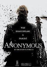 Anonymous (Blu-ray, 2012)