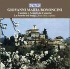 Bononcini Cantatas & Chamber Sonatas 8007194103977 CD