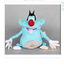 New Free shipping 38CM Oggy and the Cockroaches Fat Cats Toys & Hobbies Stuffed