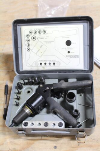 FSI. D-100-MIL-1 BLIND FASTENER INSTALLATION KIT WITH CASE