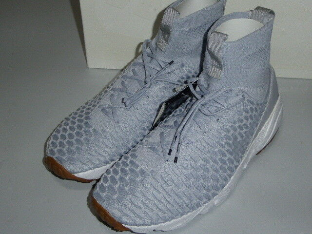 8343 Nike footscape magista gray US7
