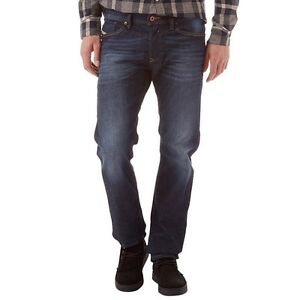 jeans jean diesel waykee 0rm31 regular straight coupe droite stretch ebay. Black Bedroom Furniture Sets. Home Design Ideas
