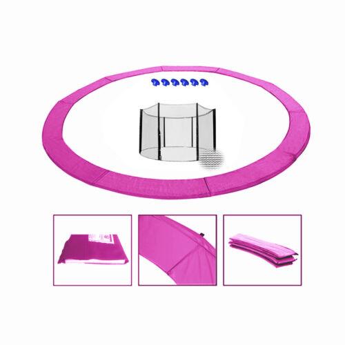 recouvre-Bord Pink randschutz Filet Pièces de rechange Trampoline Filet de sécurité