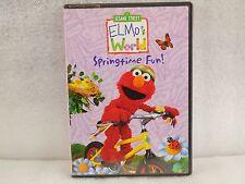Elmo's World - Springtime Fun !  on dvd