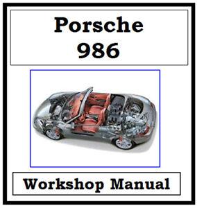 porsche workshop manuals download