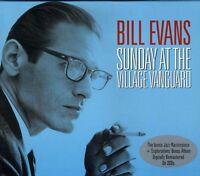 Bill Evans - Sunday At The Vanguard [new Cd] Uk - Import