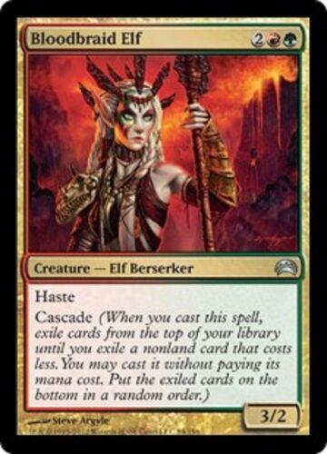 Bloodbraid Elf Planechase 2012 Magic MTG Card Lightly Played