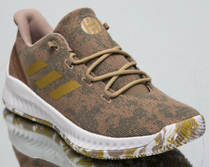 b3b5e4f01ee adidas Harden B E X New Men s Basketball Shoes Trace Khaki Gold ...