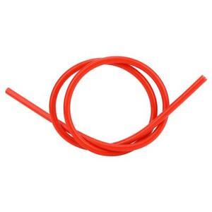 8mm-Cable-de-Encendido-Silicona-Bujias-de-coche-reemplazos-de-Alambre-Rojo-Accesorio