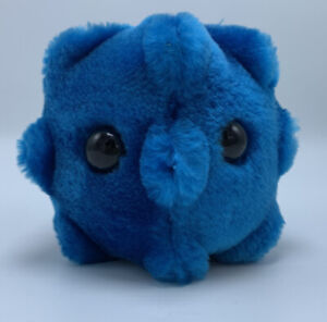 "COMMON COLD Giant Microbes 4"" Plush Stuffed Toy"