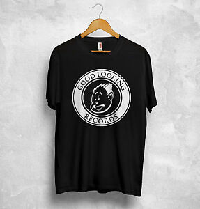 Good-Looking-Records-T-Shirt-Metalheadz-Ltj-Bukem-Jungle-Drum-amp-Ba-Music-Gift