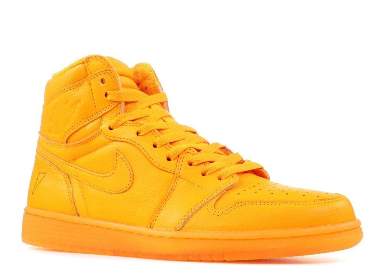 Nike Air Jordan Retro 1 Hi Gatorade Orange Peel/Orange Peel (AJ5997 880)