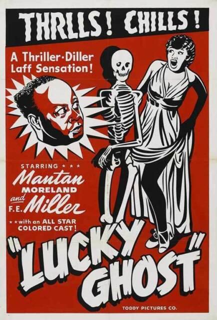 Miller COWBOY COME ON Movie POSTER 27x40 Mantan Moreland Johnny Lee F.E