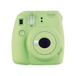 Fujifilm Instax Mini 9 Instant Camera - Lime Green